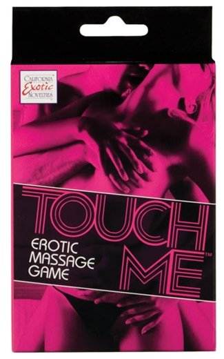 Cal Exotics Touch Me Massage Game