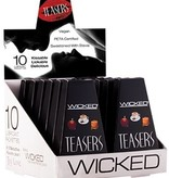 Wicked Wicked Teasers Lubettes