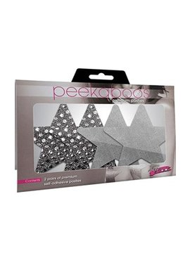 Peekaboo Pasties Dark Angel Stars