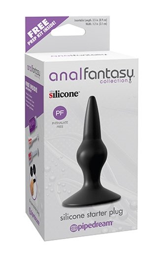 Pipedream Products Anal Fantasy Silicone Starter Plug