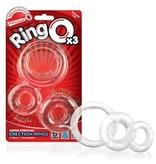 Screaming O Screaming O Multi-size Rings