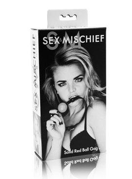 Sex Mischief Solid Ball Gag