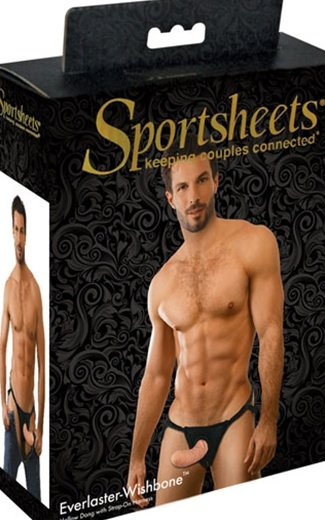 Sportsheets Everlaster  Wishbone Ivory