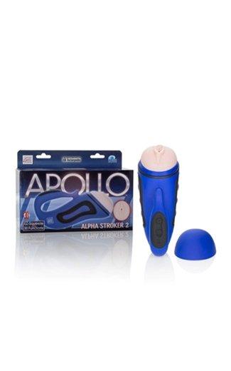 Cal Exotics Apollo Alpha Stroker 2