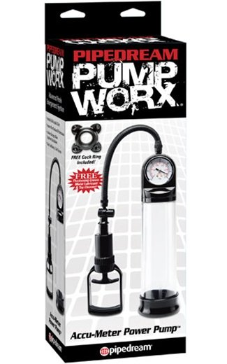 Pipe Pumps Pump Worx Accu-Meter Power Pump