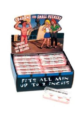 Bachelorette Condoms for Small Peckers