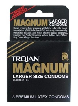 Trojan Condoms Trojan Magnum LRG Condoms