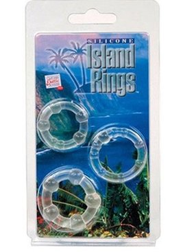 Cal X Other Silicone Island Rings