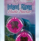 Cal Exotics Silicone Island Double Stacker C**k Rings