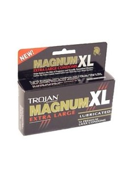Trojan Condoms Trojan Magnum XL Condoms