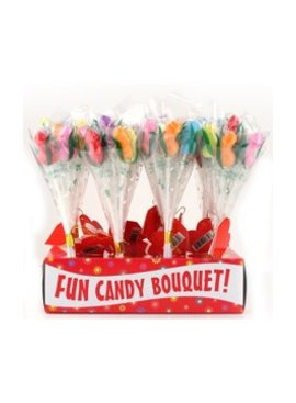Little Genie Candy Penis Bouquet