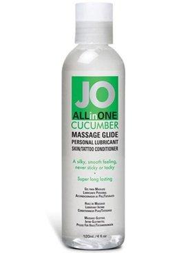 System Jo Jo Massage Glide - Cucumber