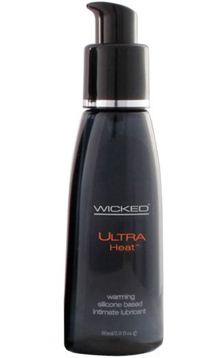 Wicked Wicked Ultra Heat Silicone Lubricant