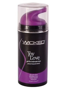 Toy Cleaner Wicked Toy Love Gel