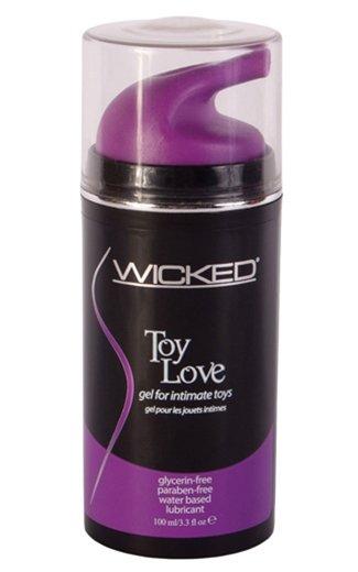 Wicked Wicked Toy Love Gel