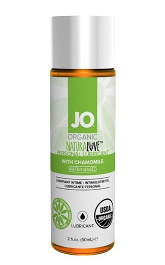 System Jo JO Natural Love Personal Lubricant - 2 oz.