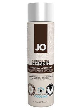 System Jo JO Cooling Hybrid Coconut Oil Lubricant