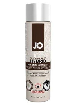 System Jo JO Warming Hybrid Coconut Oil Lubricant