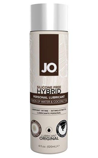 Jo Hybrid Coconut Oil Lubricant - Lovers Package-7875
