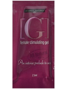 Dreambrands [G] Female Stimulating Gel Travel Size