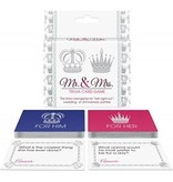 Kheper Games Mr. and Mrs. Trivia Card Game
