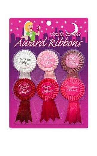 Kheper Games Bachelorette Party Ribbons