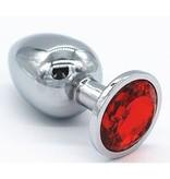 Tails/Plugs Stainless Steel Plug - Medium