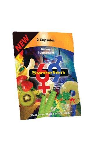 Sweeten Pills Sweeten 69 Supplement (2 Pack)