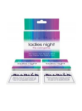 Kheper Games Ladies Night The Card Game