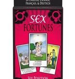 Bachelorette Sex Fortunes Card Game