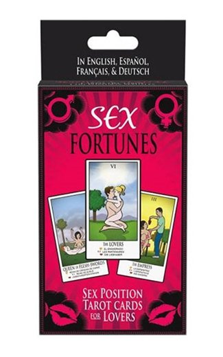 Kheper Games Sex Fortunes Card Game