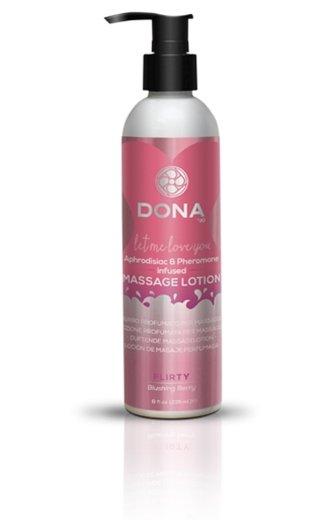 DONA Love Massage Lotion, by DONA
