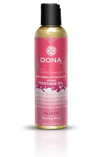 DONA Tease Massage Oil, by DONA