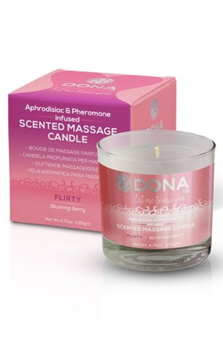 DONA Tease Massage Candle, by DONA