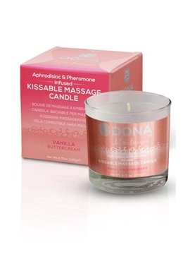 DONA Kiss Massage Candle, by DONA