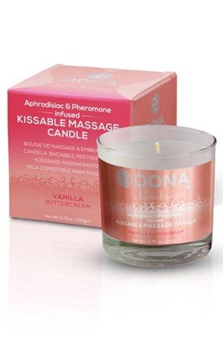 DONA Kiss Massage Candle, by DONA