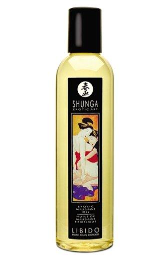 Shunga Erotic Massage Oil