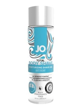 System Jo O Total Body Intimate Shave Gel Fragrance Free