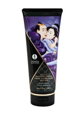 Shunga Shunga Massage Cream - Exotic Fruit