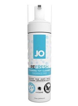 JO Refresh Foaming Toy Cleaner - 7 oz