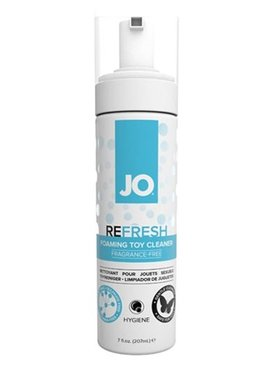 Toy Cleaner JO Refresh Foaming Toy Cleaner - 7 oz