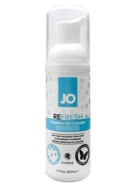 JO Refresh Foaming Toy Cleaner - 1.7 oz