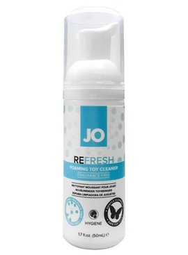 Toy Cleaner JO Refresh Foaming Toy Cleaner - 1.7 oz