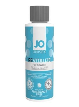 Toy Cleaner JO Revitalize Toy Powder Unscented