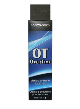 Wicked OverTime Delay Cream - For Men