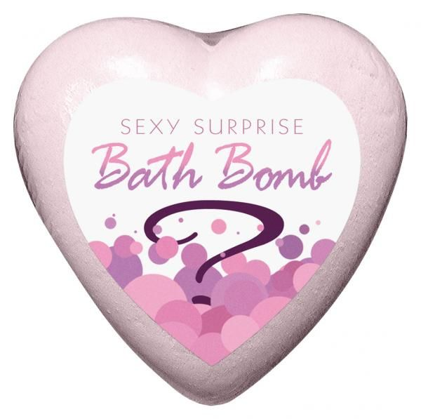 Kheper Games Heart Bath Bomb (with a surprise!)
