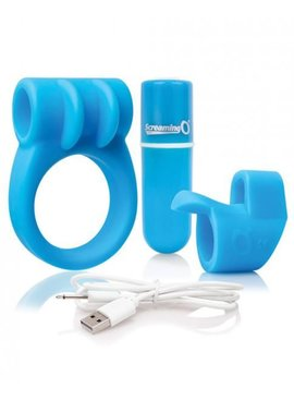Screaming O Screaming O Charged Combo Kit (blue)