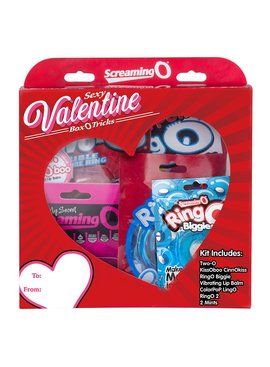 Web Only Product Screaming O Valentine's Day Box O' Tricks