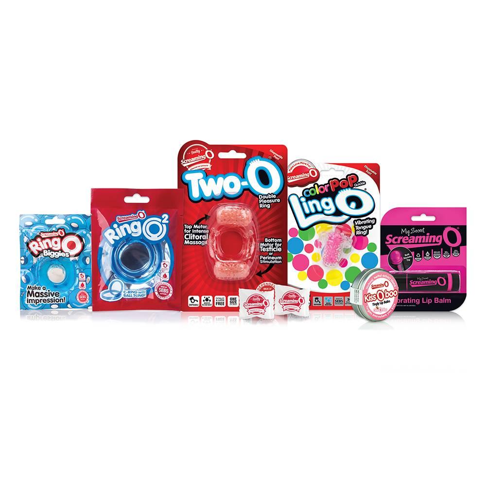 Screaming O Screaming O Valentine's Day Box O' Tricks
