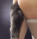 Tailz Tailz Grey Foxtail Anal Plug